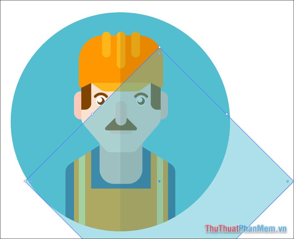 Vẽ avatar chuyên nghiệp bằng Adobe Illustrator (58)