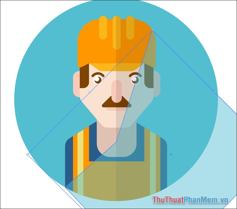 Vẽ avatar chuyên nghiệp bằng Adobe Illustrator (59)
