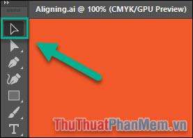 Căn chỉnh (Align) trong Adobe Illustrator (3)
