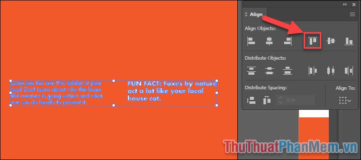 Căn chỉnh (Align) trong Adobe Illustrator (6)
