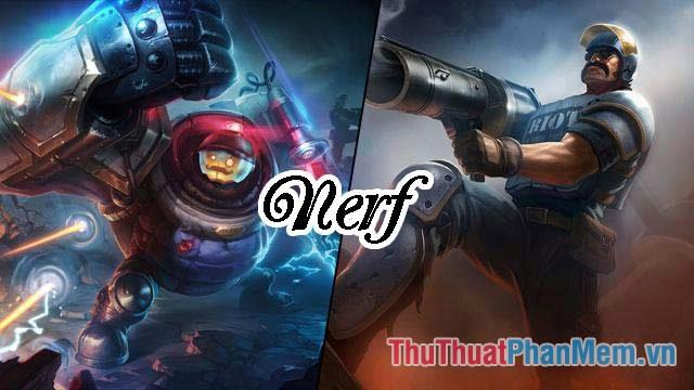 Ý nghĩa của Nerf