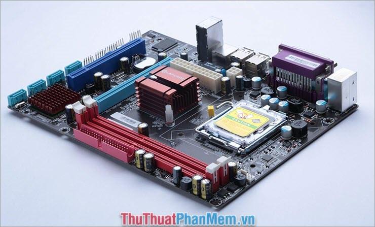 Khái niệm về Chip Chipset và bộ vi xử lí