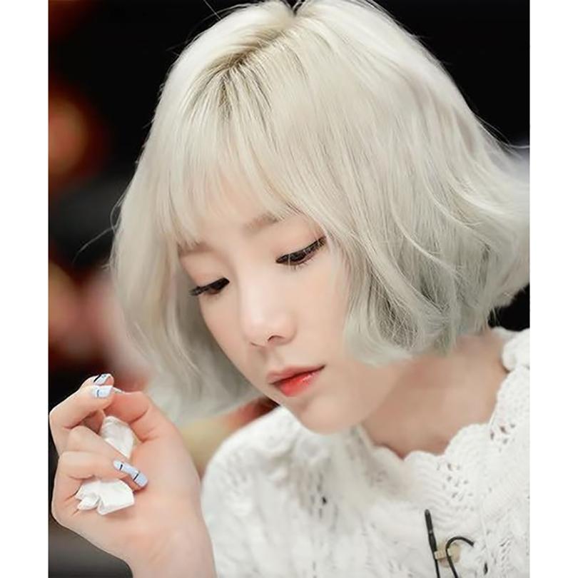 Kiểu tóc bạch kim đẹp