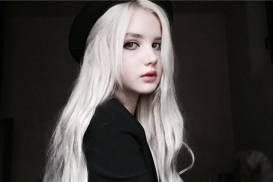 Kiểu tóc bạch kim tự nhiên đẹp nhất