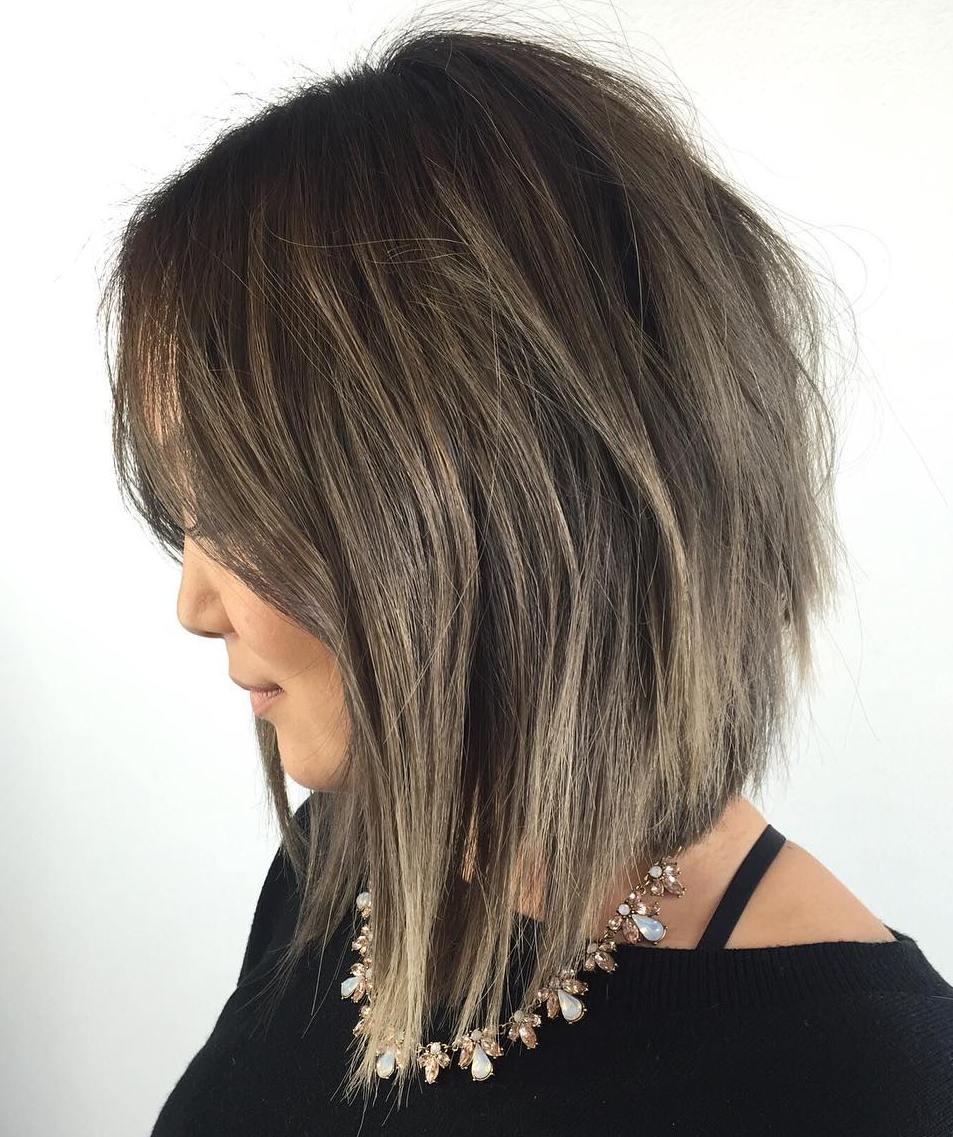 Kiểu tóc bob dài