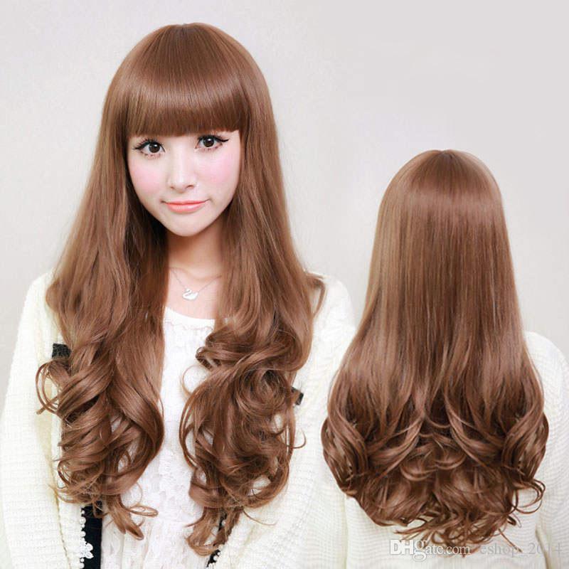 Kiểu tóc dài xoăn đuôi đẹp
