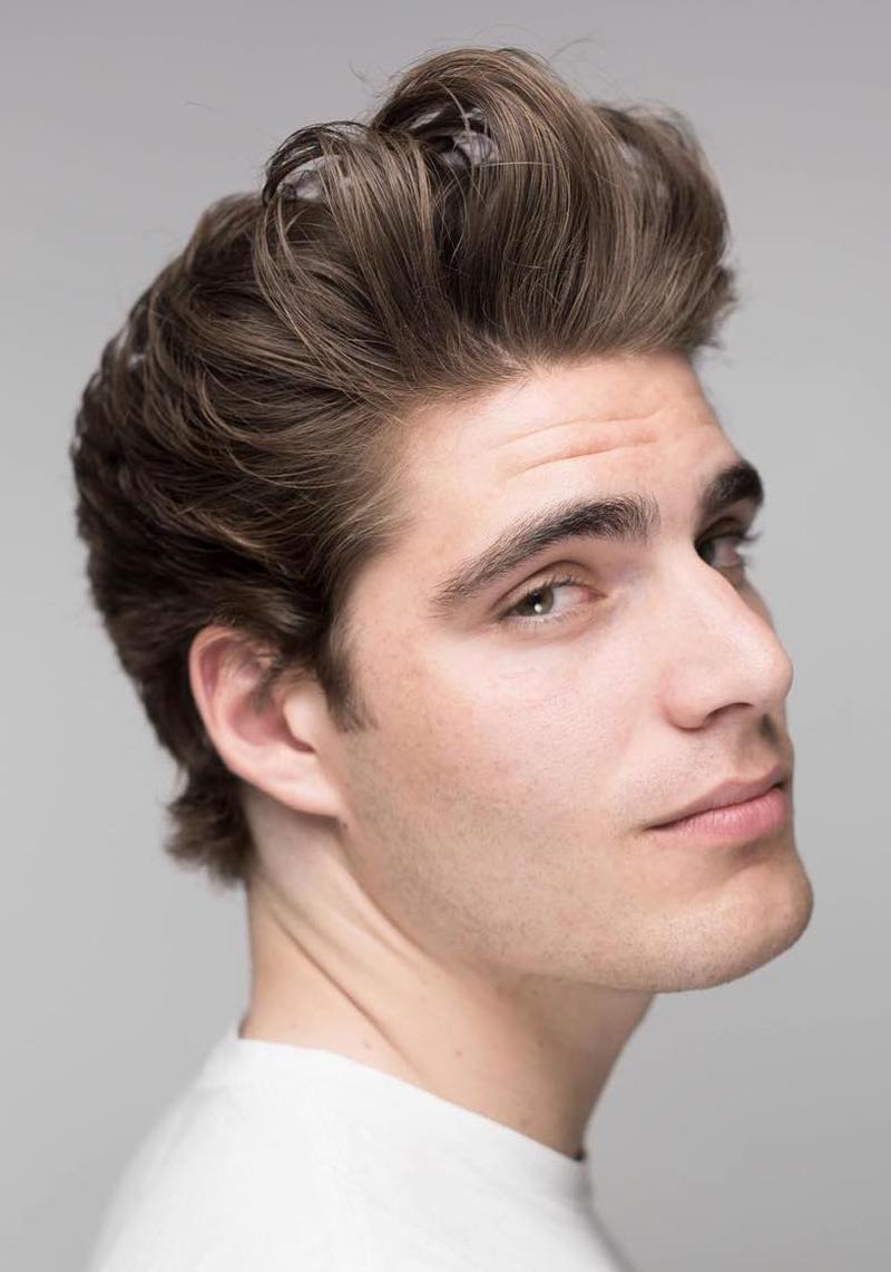Kiểu tóc Layer nam cá tính