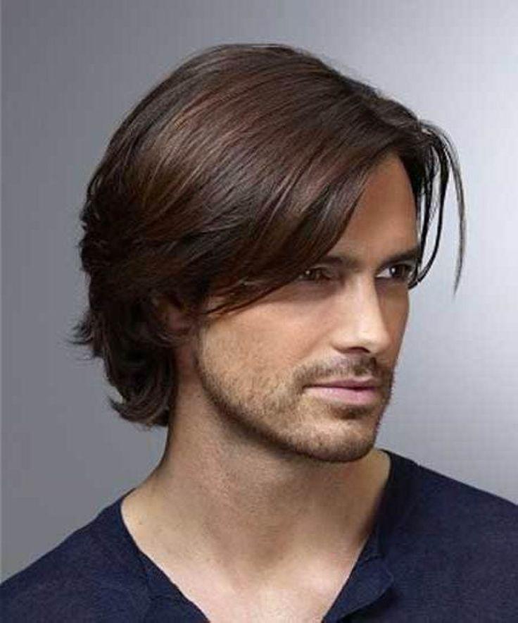 Kiểu tóc Layer nam cho người mặt dài đẹp nhất