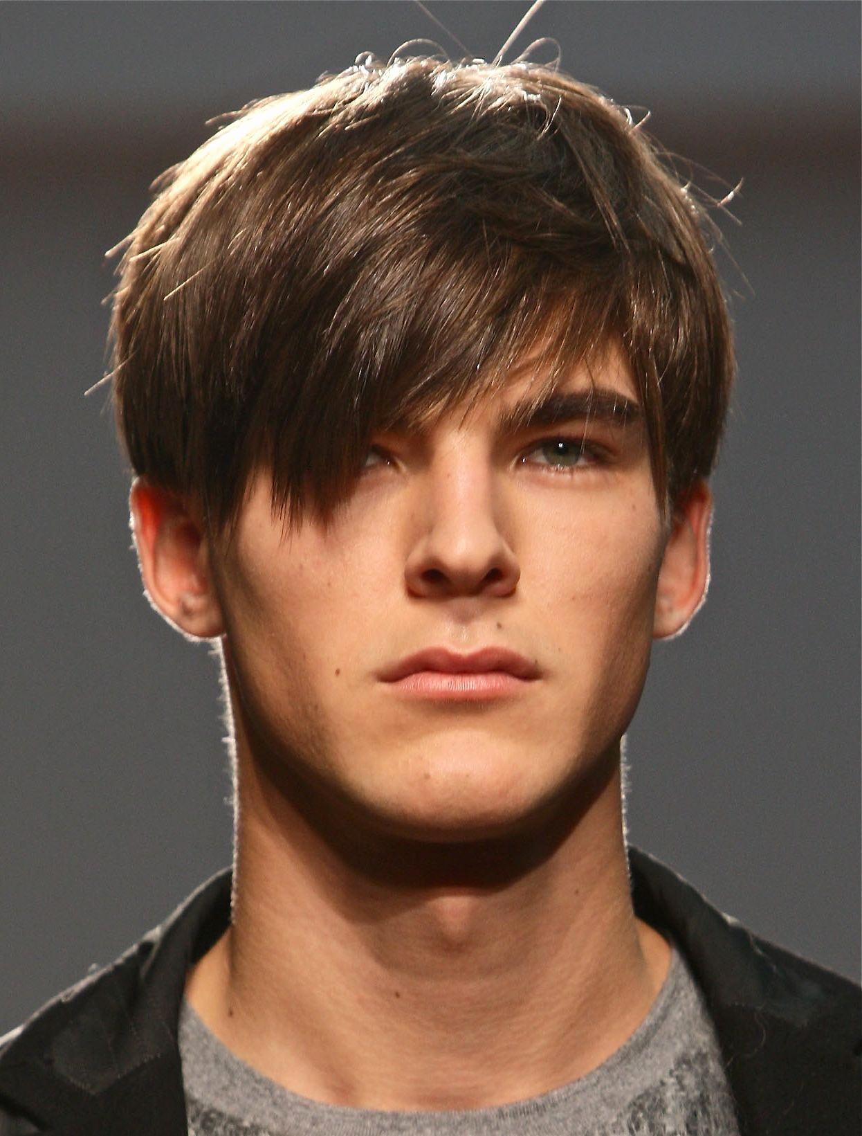 Kiểu tóc layer nam không uốn