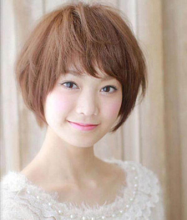 Kiểu tóc ngắn bob