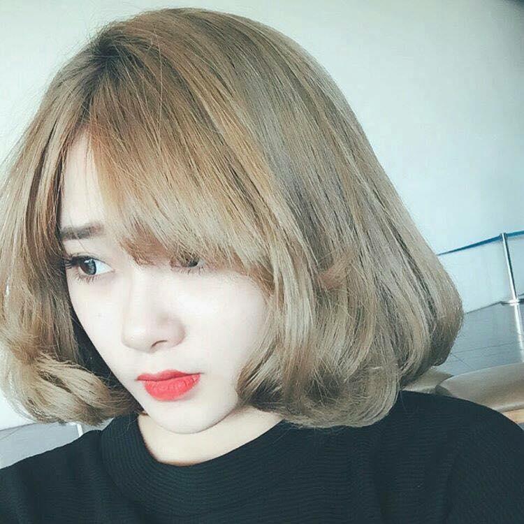 Kiểu tóc xoăn ngắn đẹp nhất