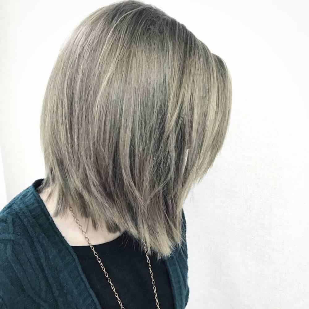 Mẫu tóc bob
