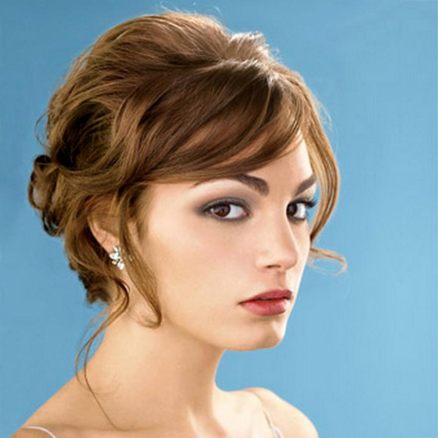 Một số kiểu tóc xoăn ngắn đẹp