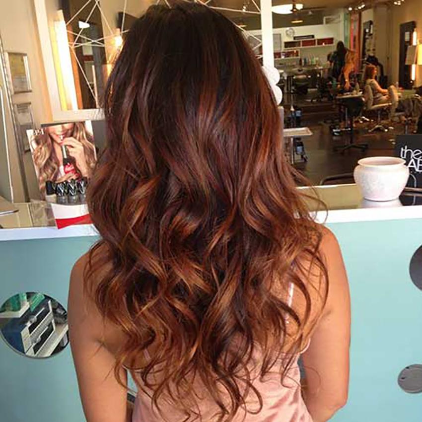 Những kiểu tóc Layer nữ đẹp