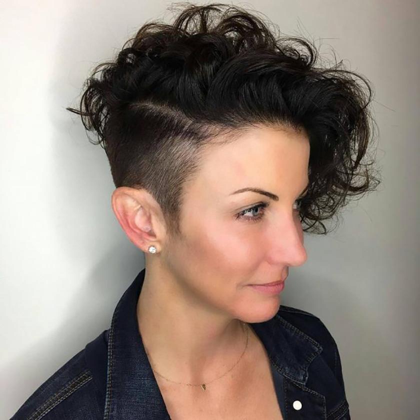 Những kiểu tóc ngắn pixie nổi bật và đẹp nhất