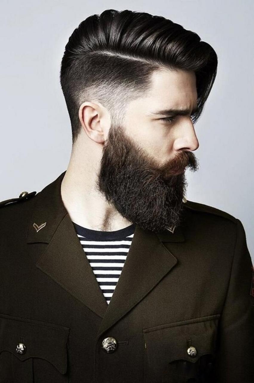 Các mẫu tóc nam đẹp nhất hiện nay