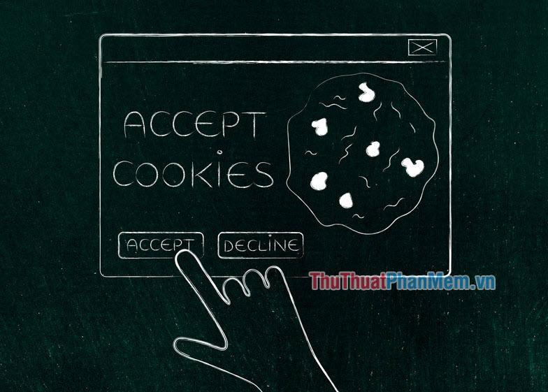 Hoạt động của Cookie