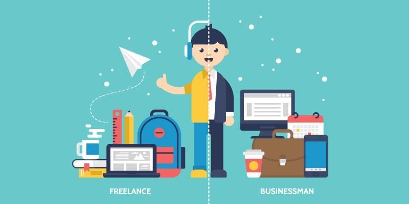 Kiếm tiền với công việc Freelancer