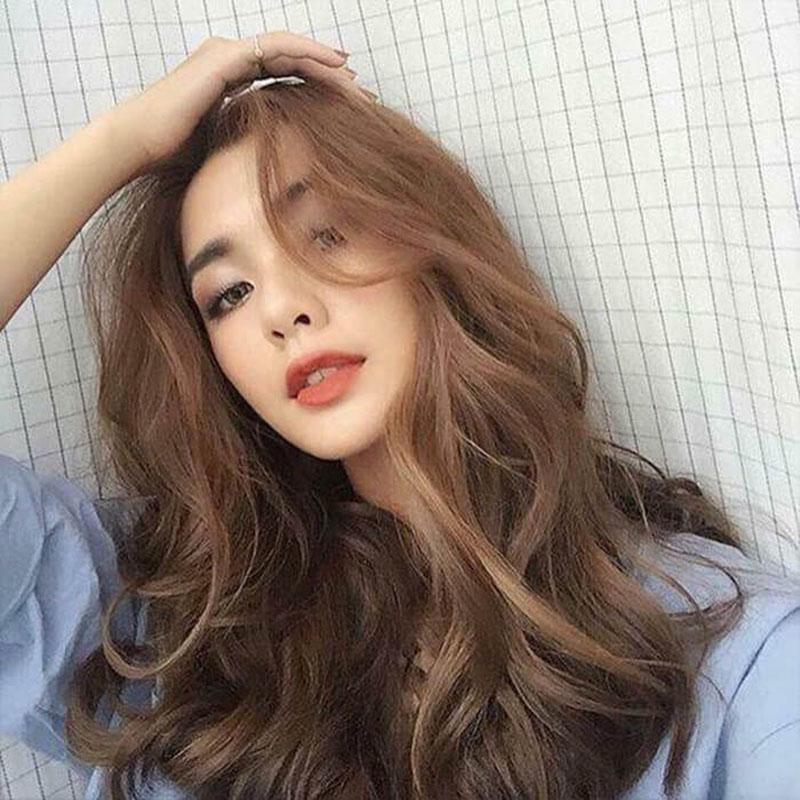 Kiểu tóc dài Hàn quốc đẹp nhất