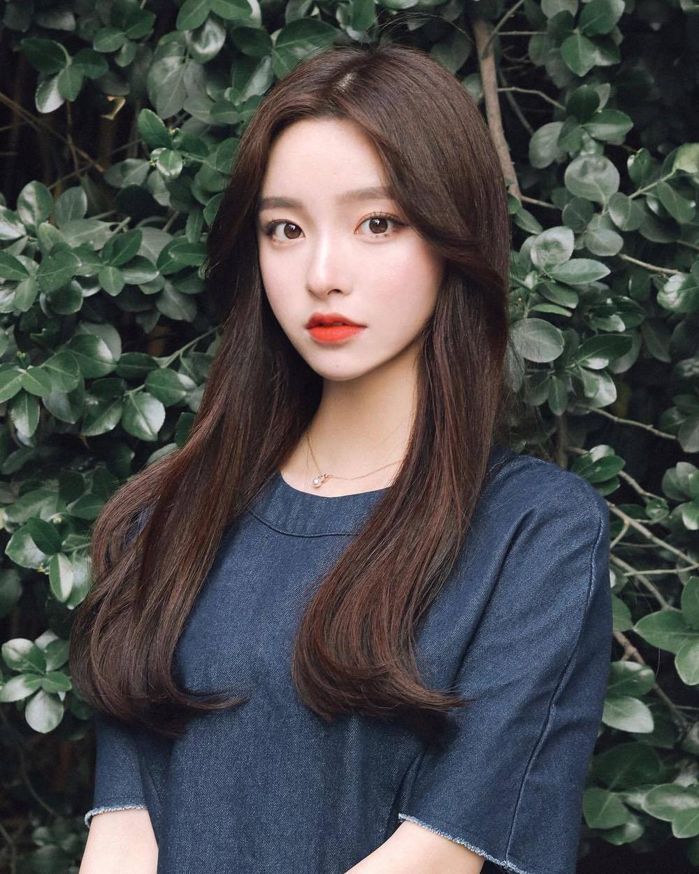 Kiểu tóc dài trẻ trung