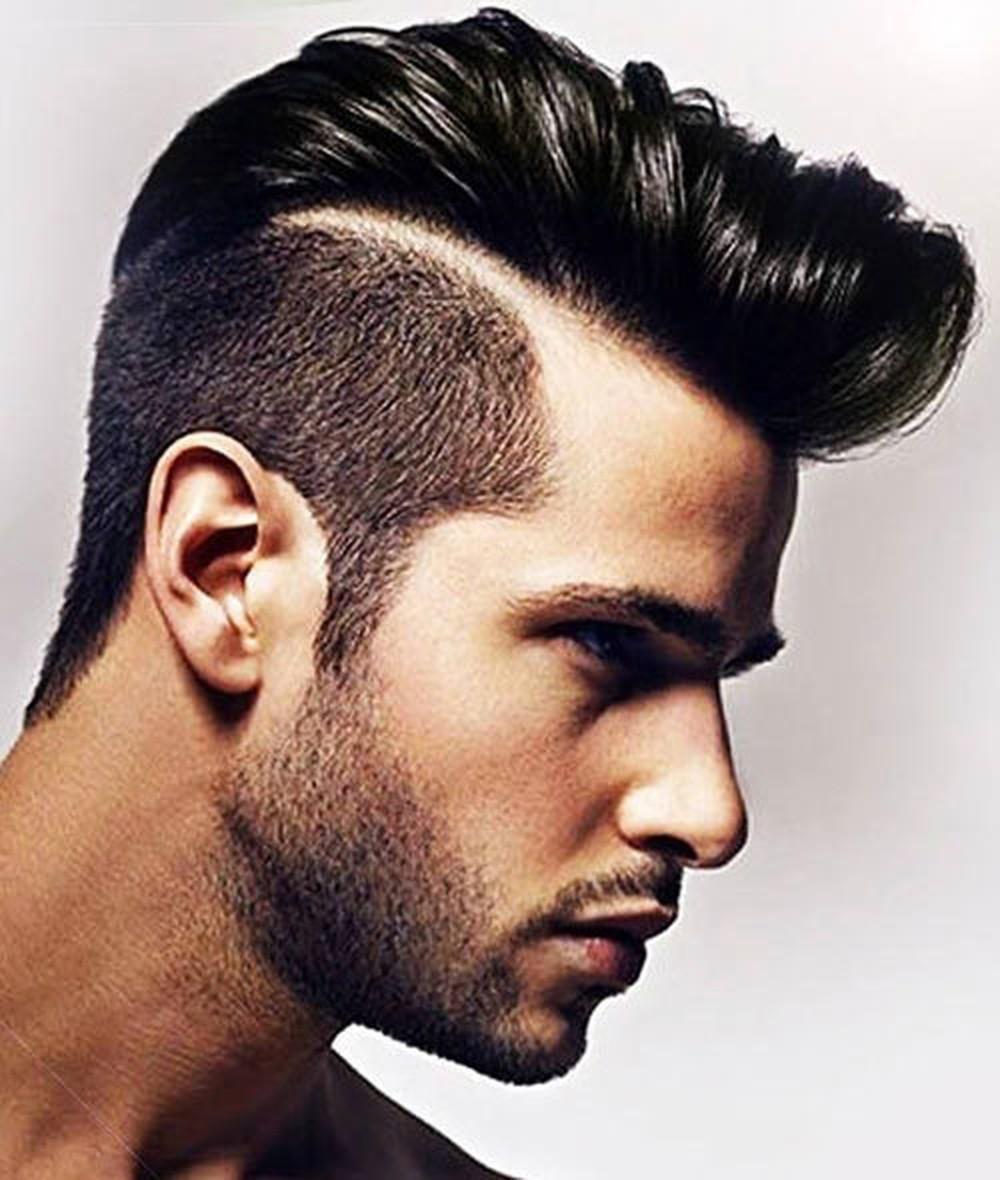 Kiểu tóc nam undercut mái dài đẹp hiện nay