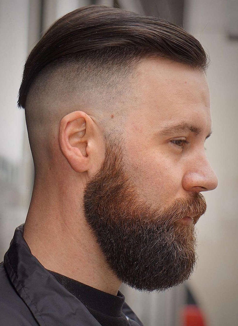 Kiểu tóc undercut cho nam