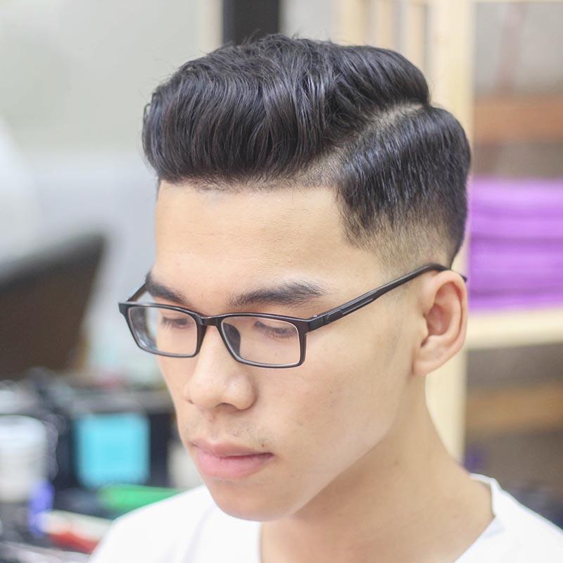 Kiểu tóc undercut nam kiểu công sở