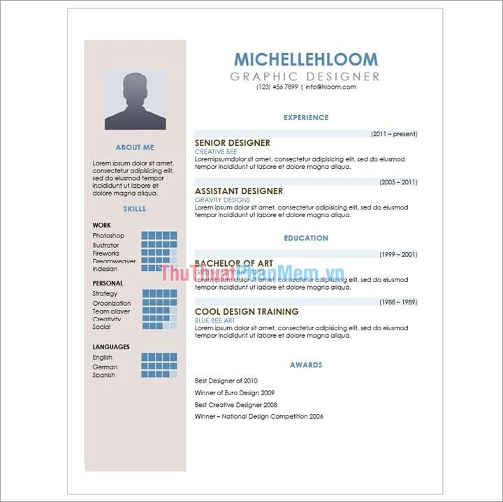 Những điều cần biết khi viết CV