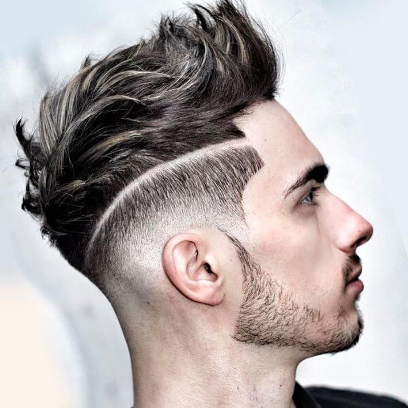 Những kiểu tóc nam undercut hot nhất mùa hè này