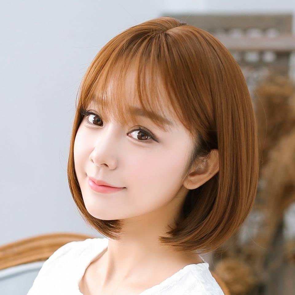 Tóc ngắn nữ đẹp