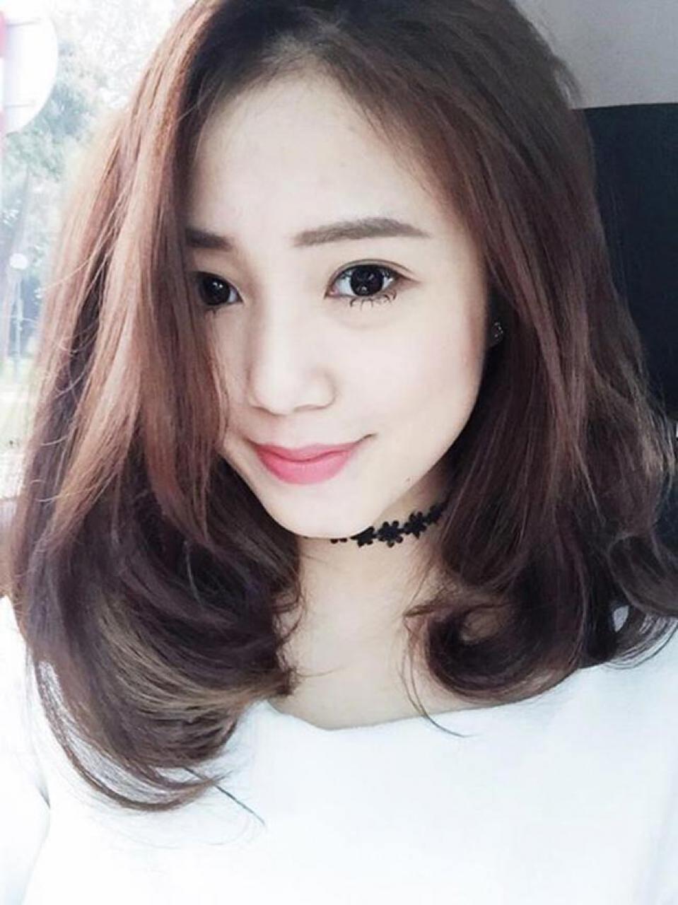 Top những kiểu tóc ngắn phù hợp với gương mặt tròn