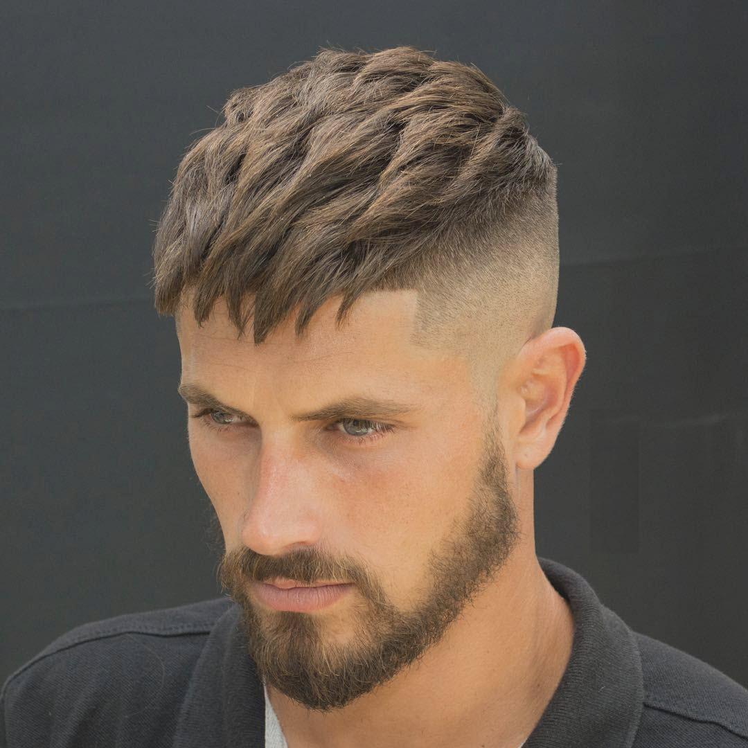 Các kiểu tóc nam đẹp thịnh hành hiện nay
