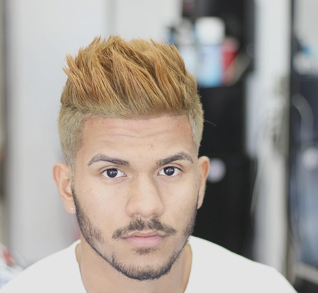Kiểu tóc mới của nam