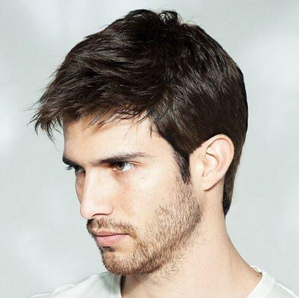 Kiểu tóc nam đẹp đơn giản