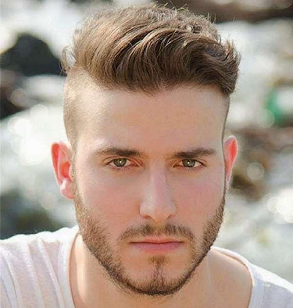 Kiểu tóc nam đơn giản