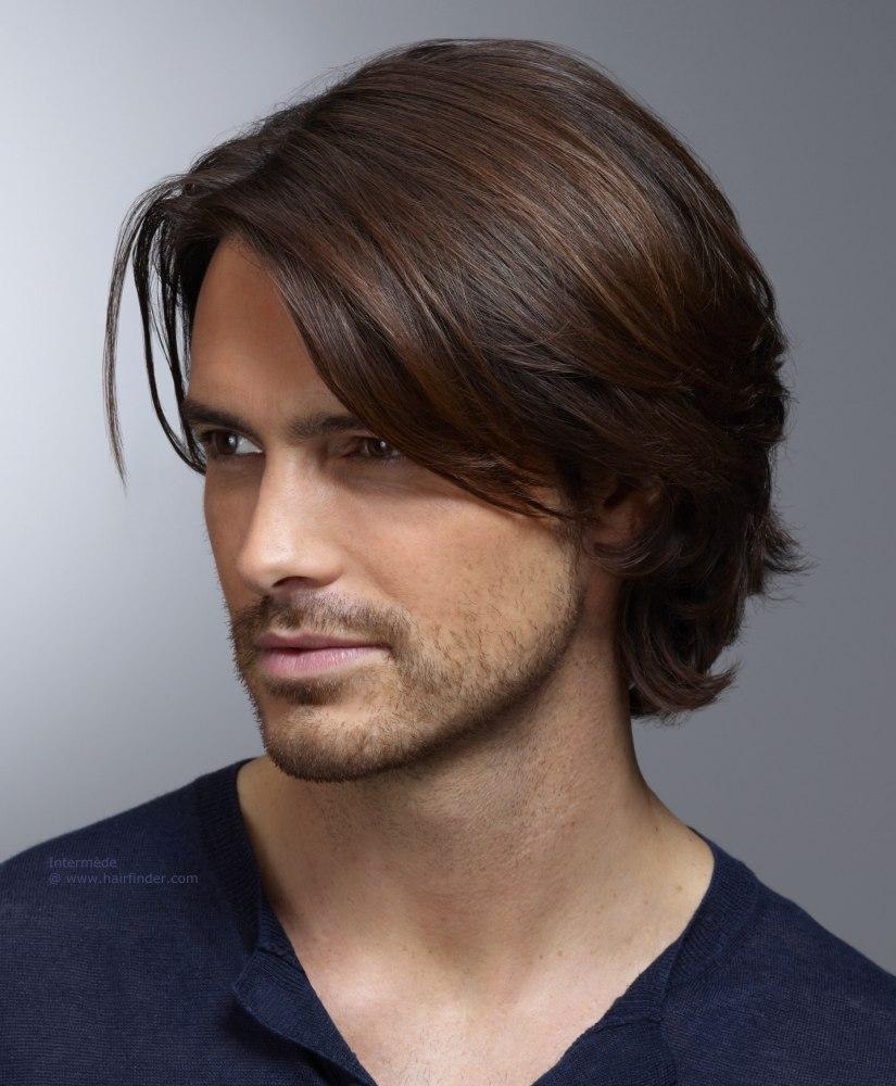 Kiểu tóc nam nghệ sĩ