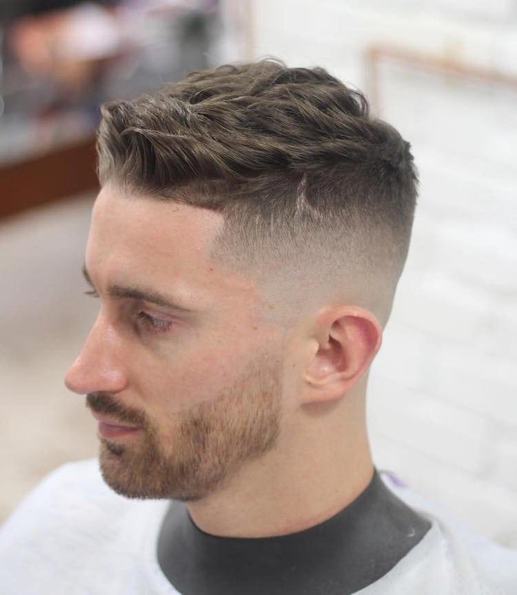 Kiểu tóc nam tính