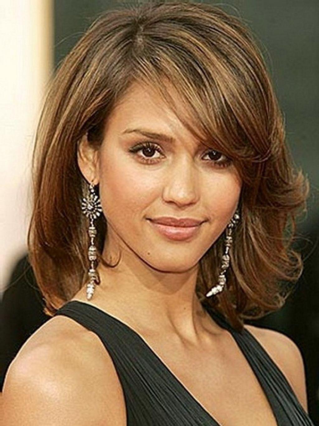 Kiểu tóc ngắn cho mặt dài nữ