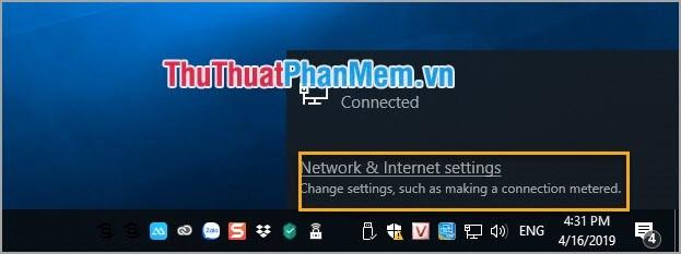 Network & Internet Settings 2
