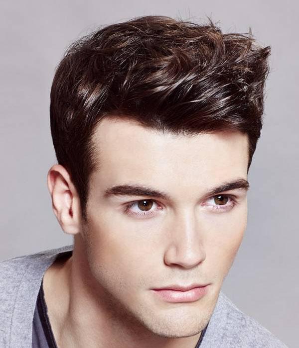 Những kiểu tóc nam đẹp