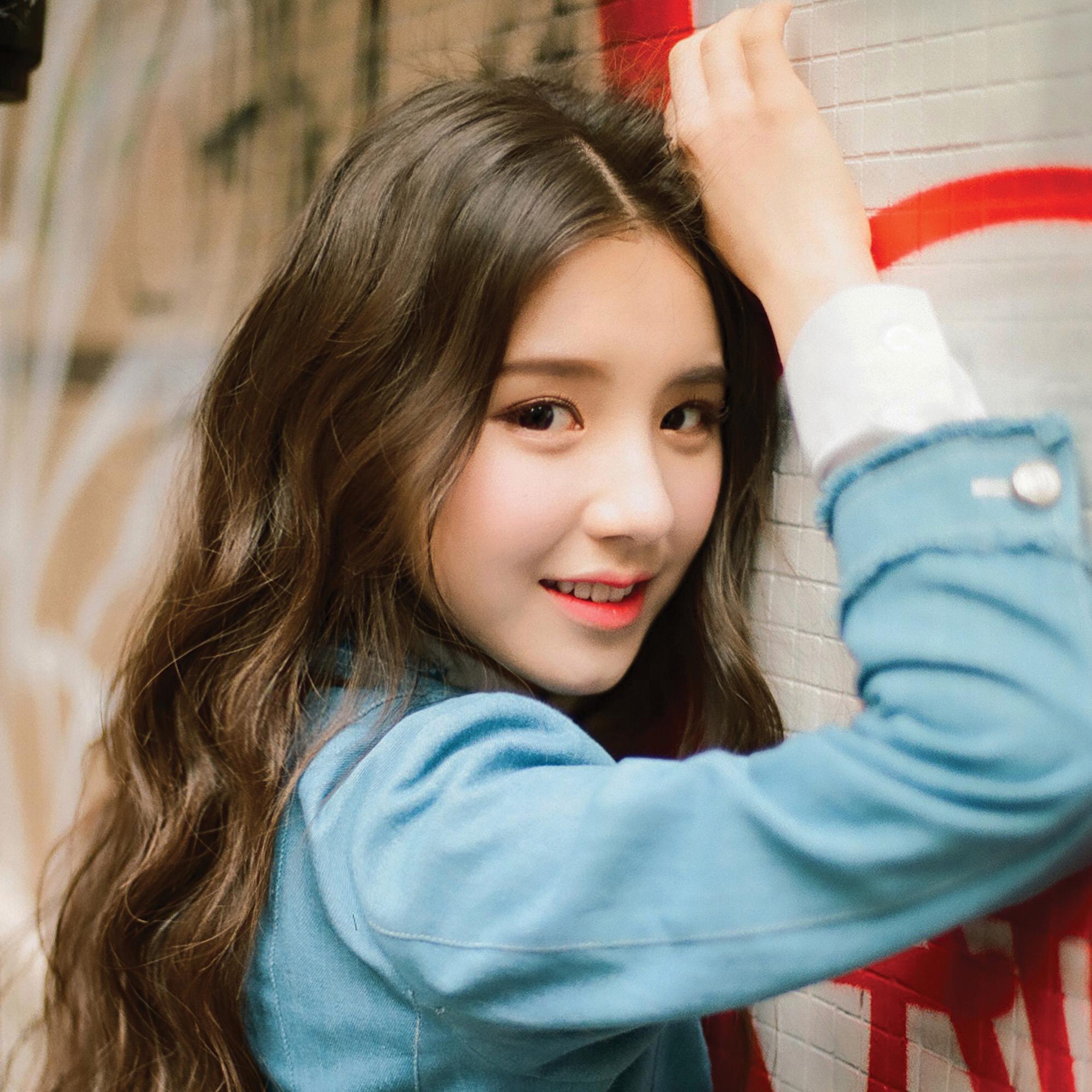 Tóc uốn gợn sóng theo phong cách Hàn Quốc
