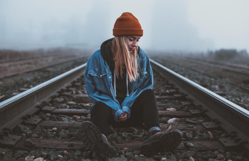 Tổng hợp hình ảnh cô gái buồn đẹp