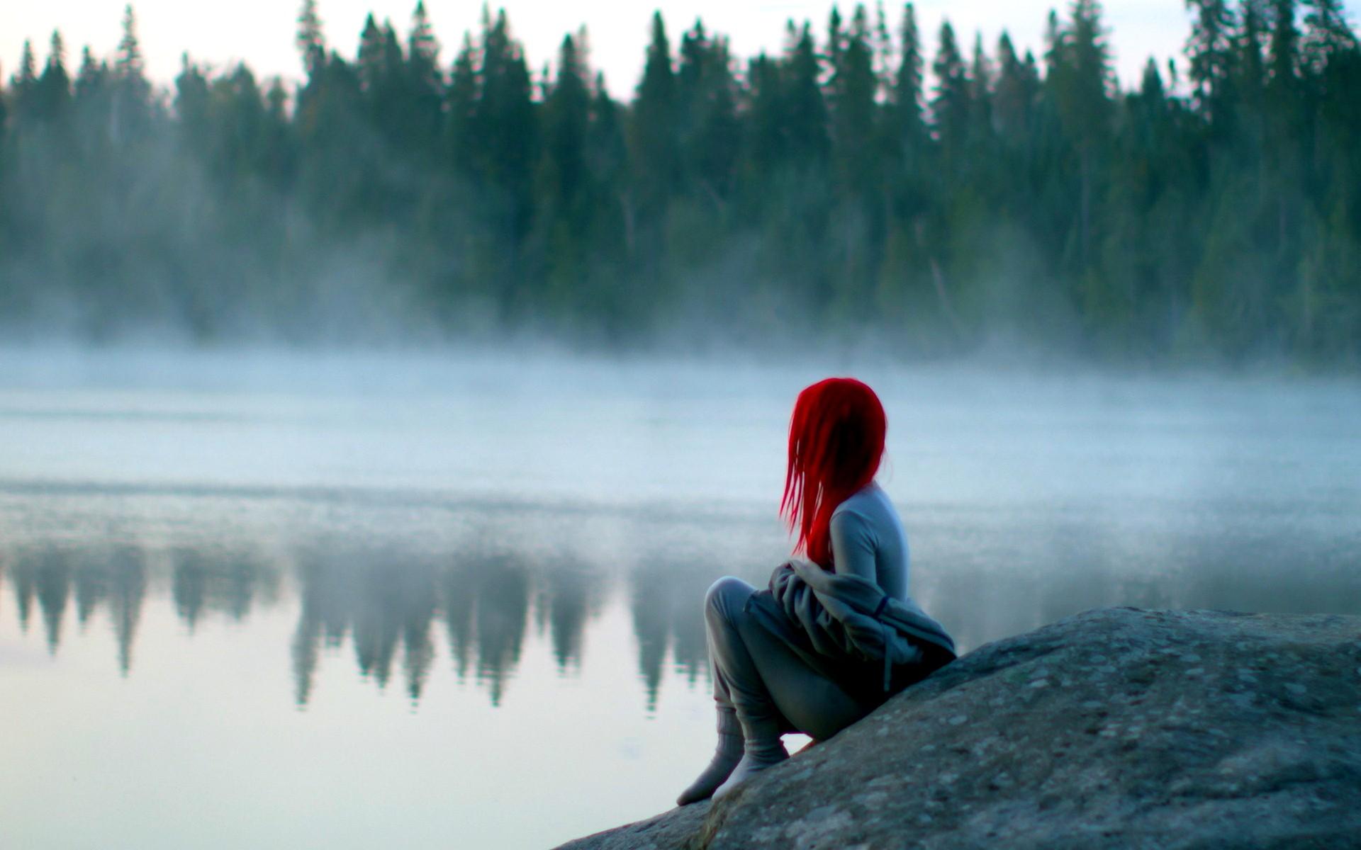 Tổng hợp những hình ảnh cô đơn đẹp nhất