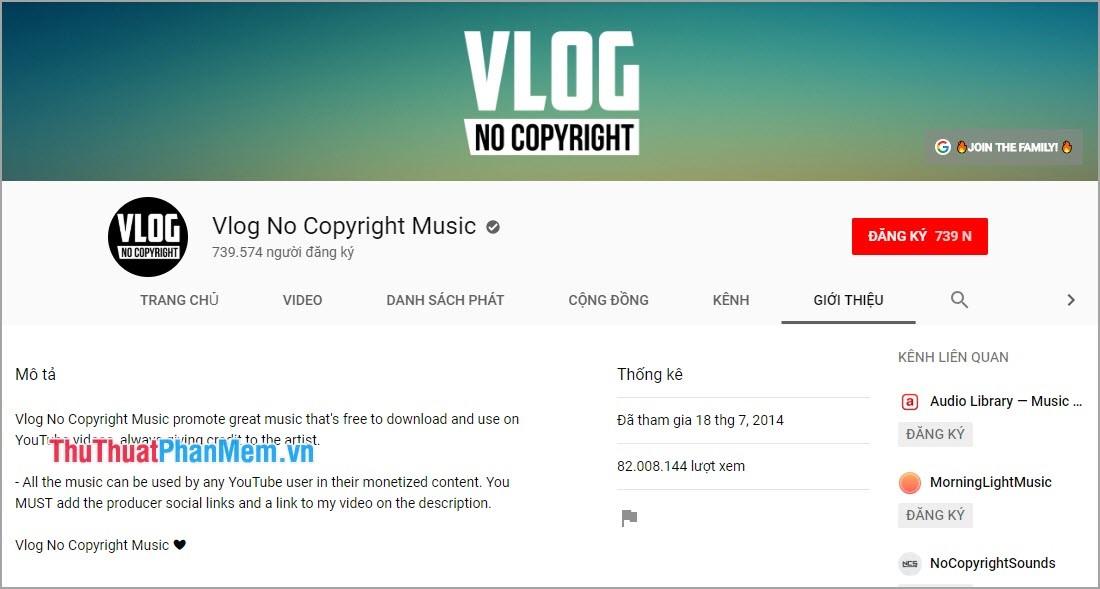 Vlog No Copyright Music
