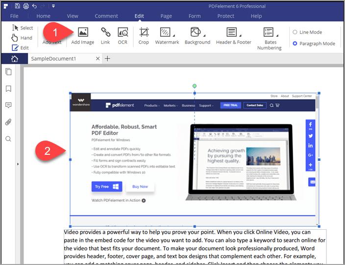 Đánh giá Wonderershare PDFelement 6 - Giải pháp thay thế Adobe Acrobat với giá cả phải chăng, đầy đủ tính năng