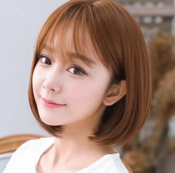 Các kiểu tóc ngắn Hàn Quốc