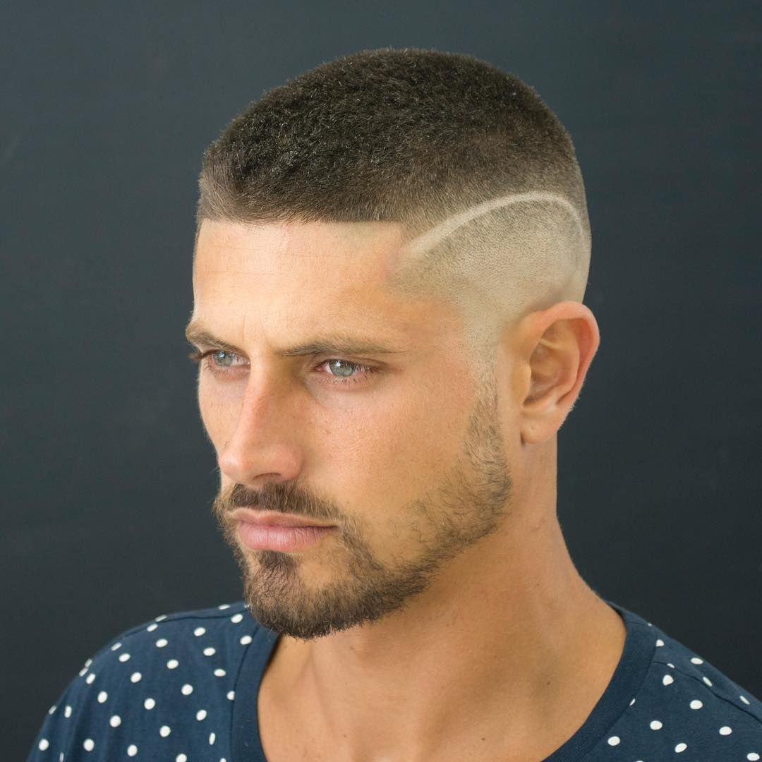 Kiểu tóc húi cua chất nhất cho nam