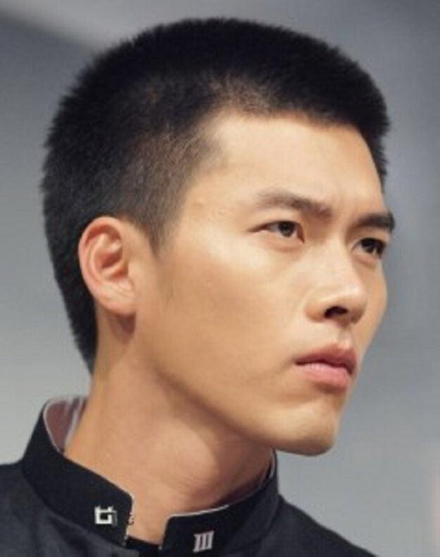 Kiểu tóc húi cua cực chất cho nam giới