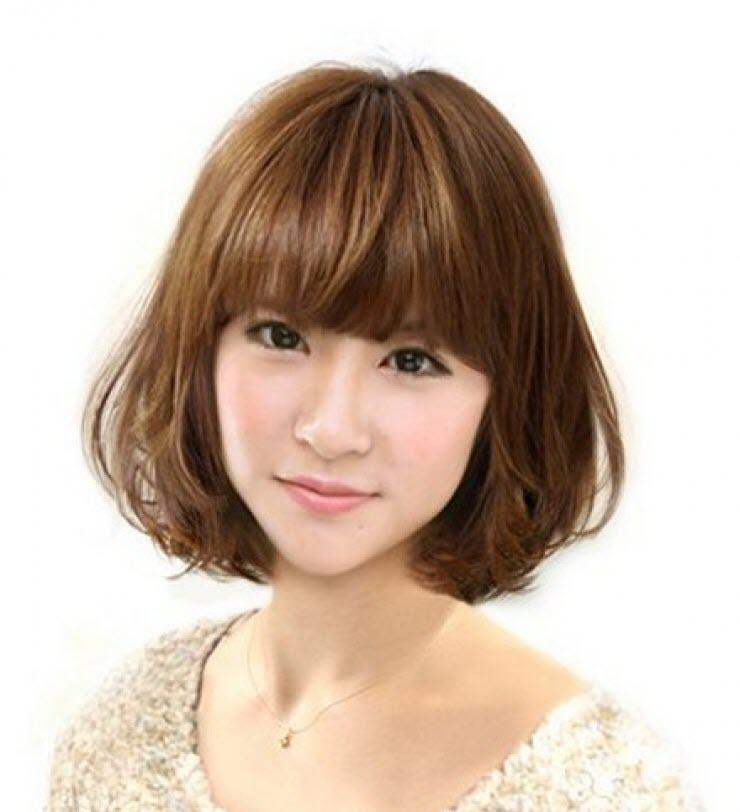 Kiểu tóc ngắn Hàn Quốc đẹp nhất