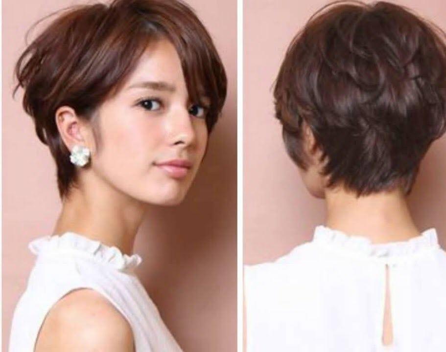 Kiểu tóc tém nữ đẹp nhất